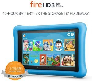 Best Tablet for 7-10 Year Olds
