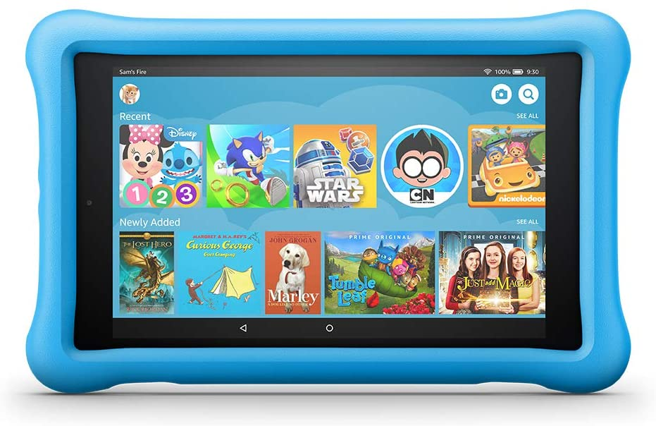 best tablet with parental control