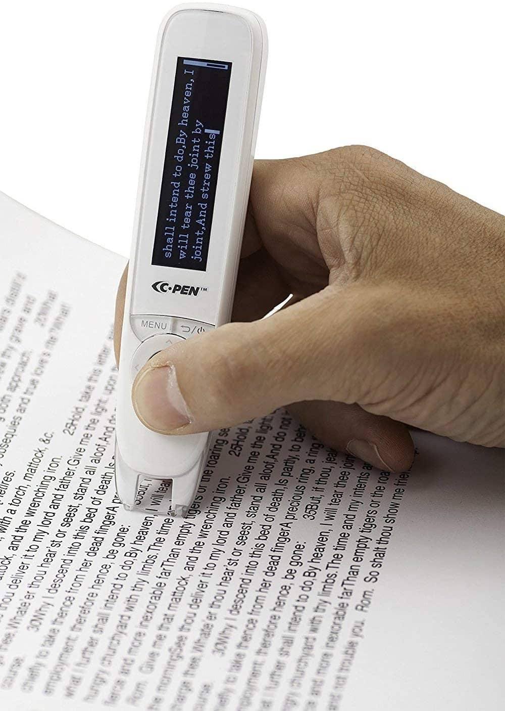 best pen scanners