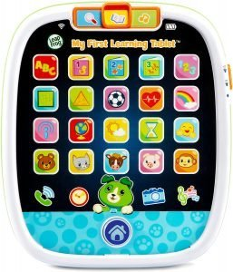 Best Learning Tablet for Toddlers with Educational Games