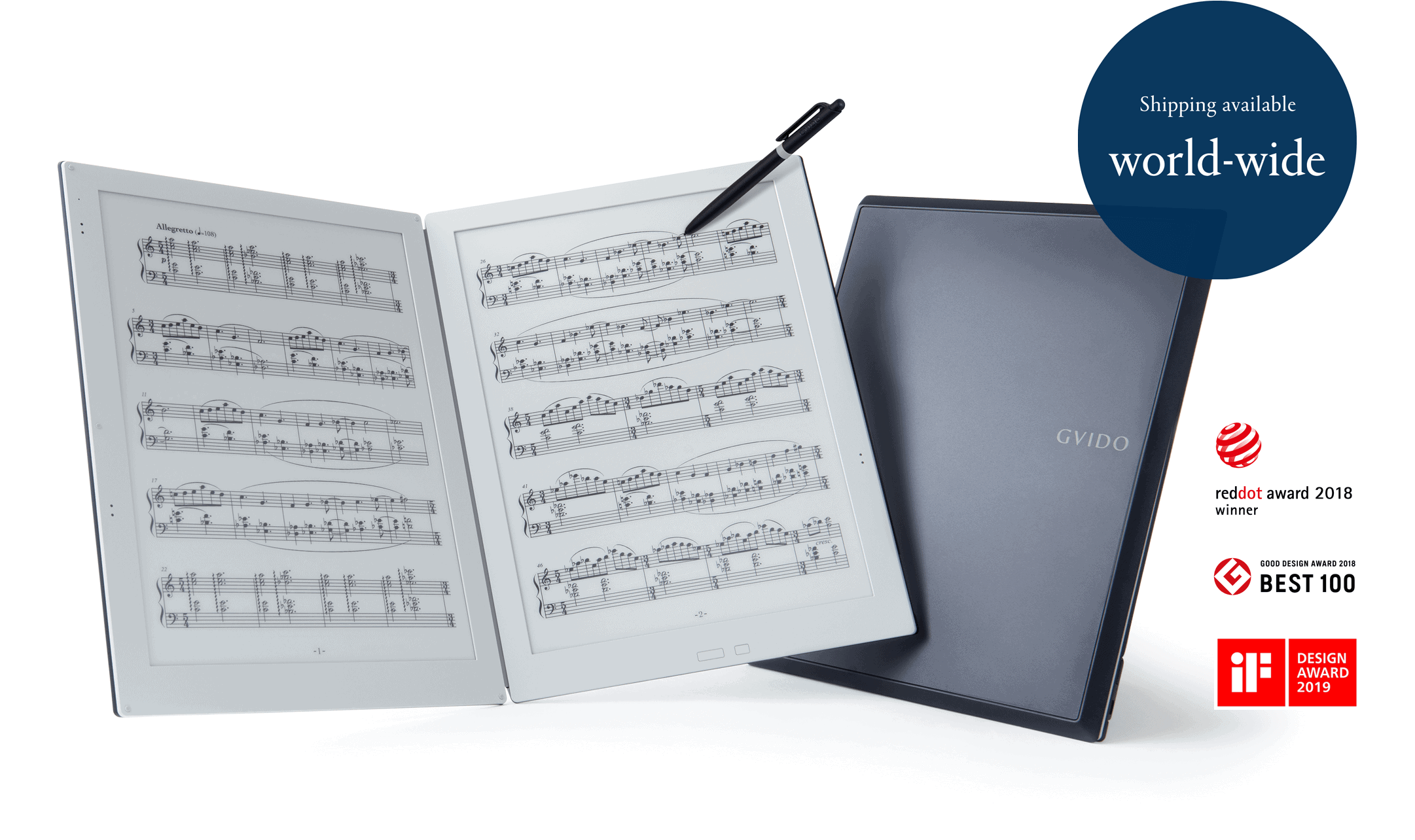 Best E-Reader for Music Sheets
