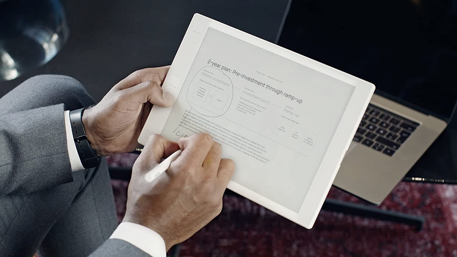 Best E-INK TABLET for Note Taking