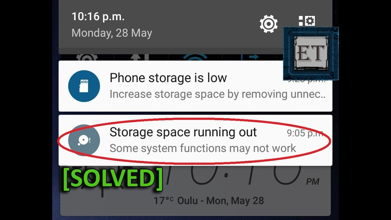 how to free up space on Samsung tablet