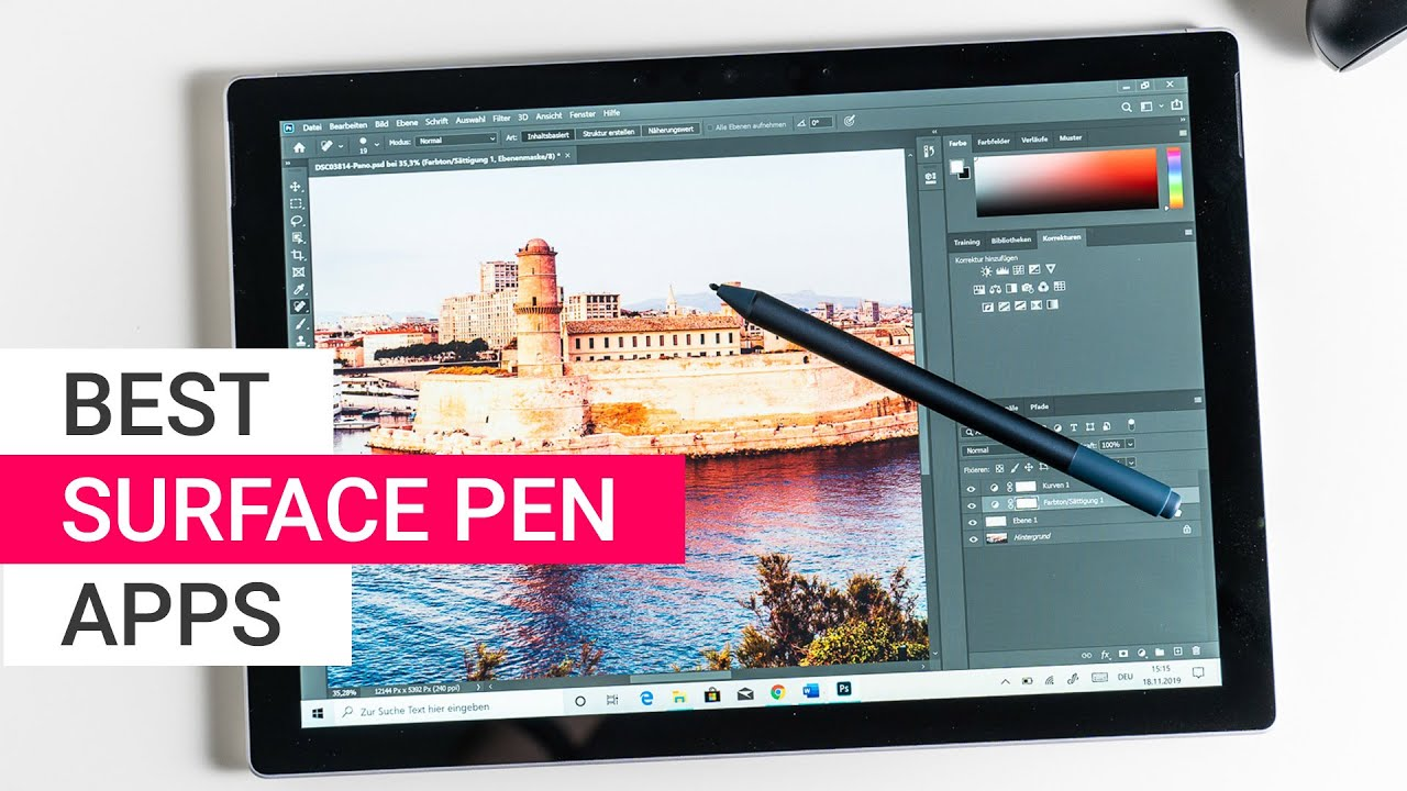 Best Drawing Apps for Surface Pro