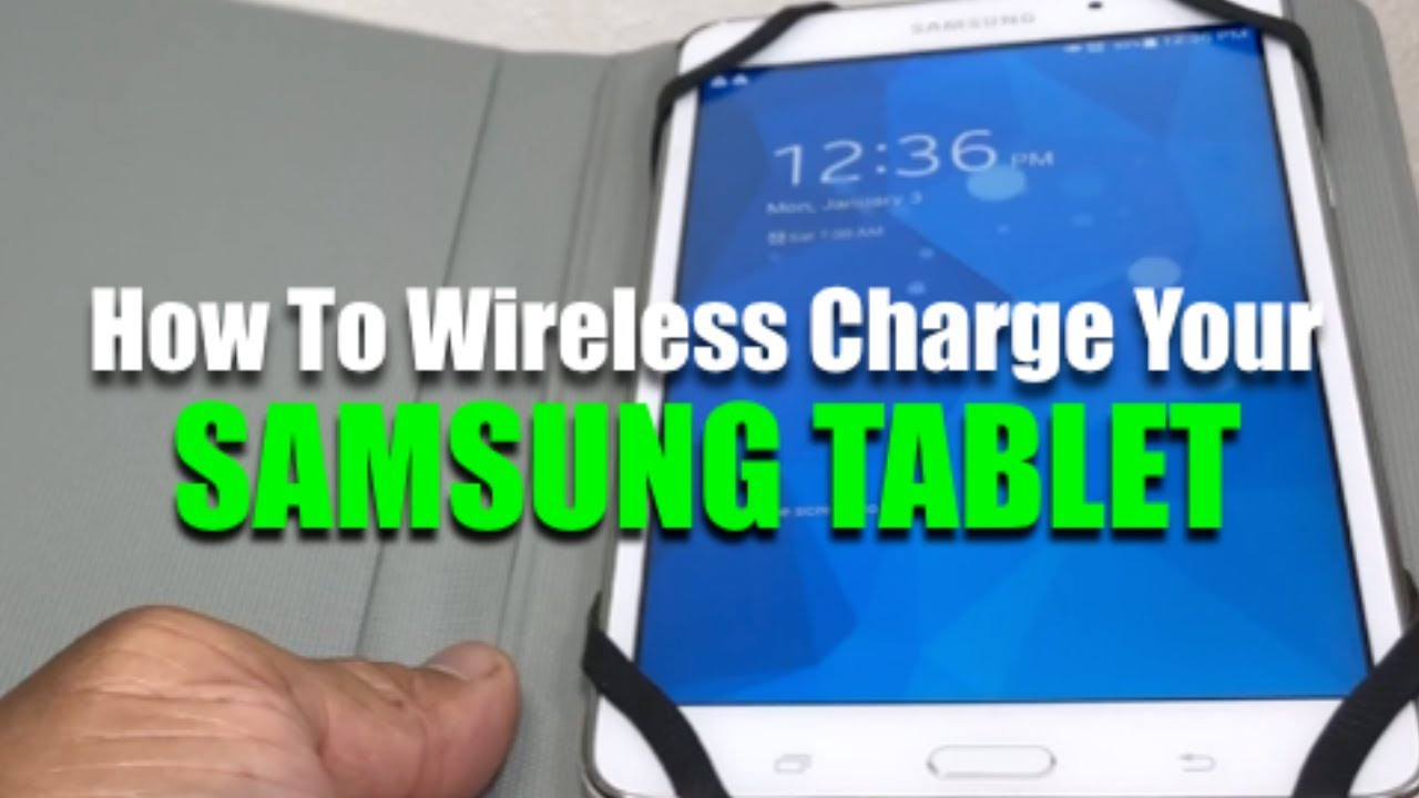 how to charge your tablet faster