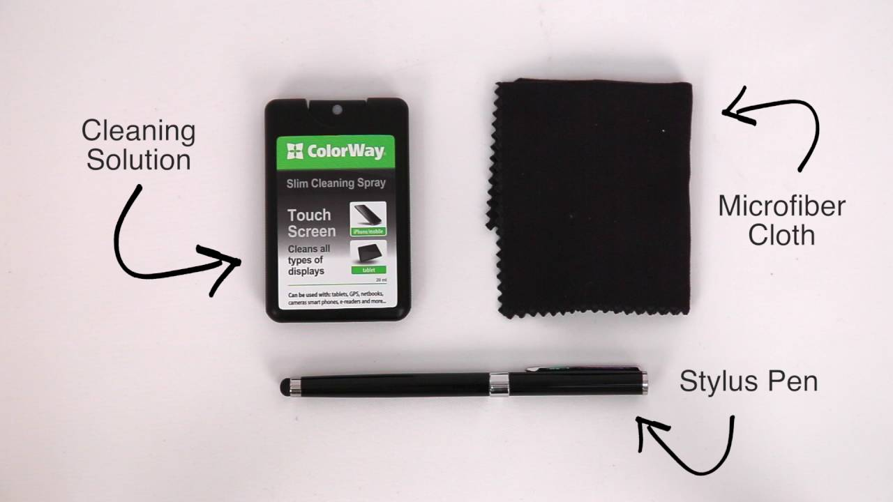 How To Clean A Stylus With Magic Eraser