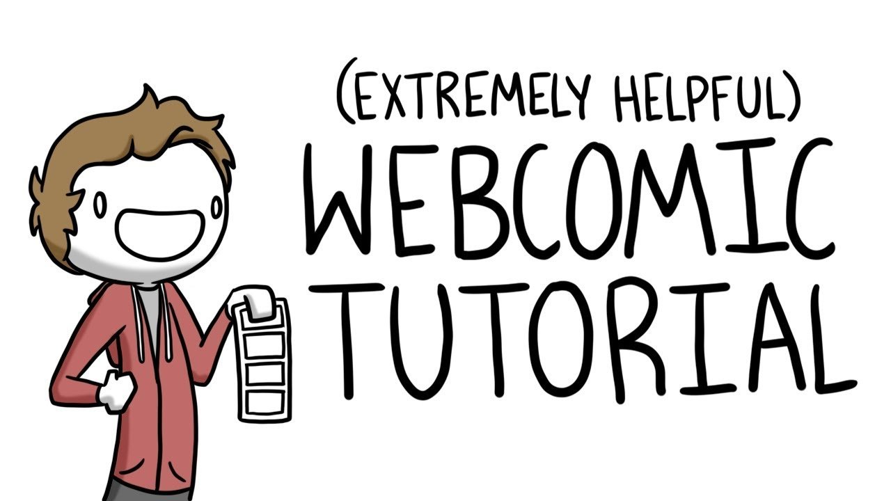 learn how to draw webcomics