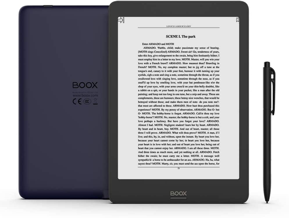 BOOX Note Pro